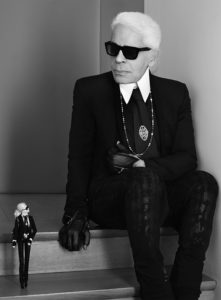 BARBIE LAGERFELD FEAT