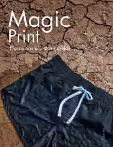 MAGIC PRINT DAMAS