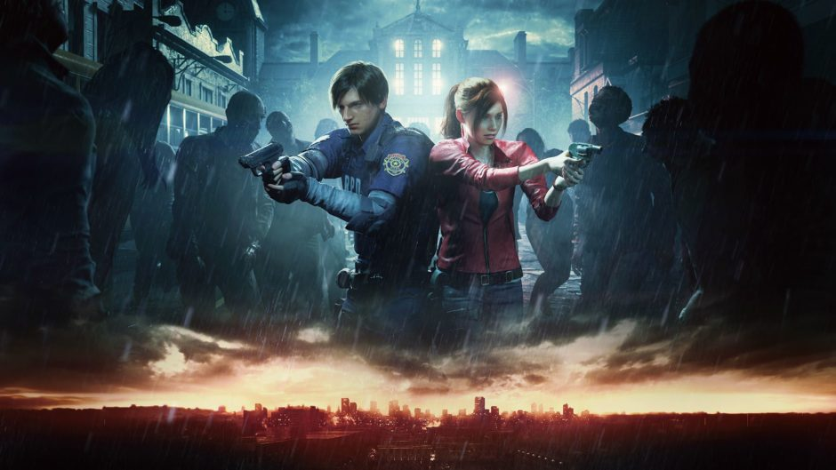 Resident evil 2 survivor playstation zombies videogames 01