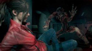 Resident evil 2 survivor playstation zombies videogames 02