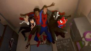 Spider Man Into the Spiderverse oscar 2