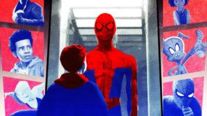 Spider Man Into the Spiderverse oscar 4