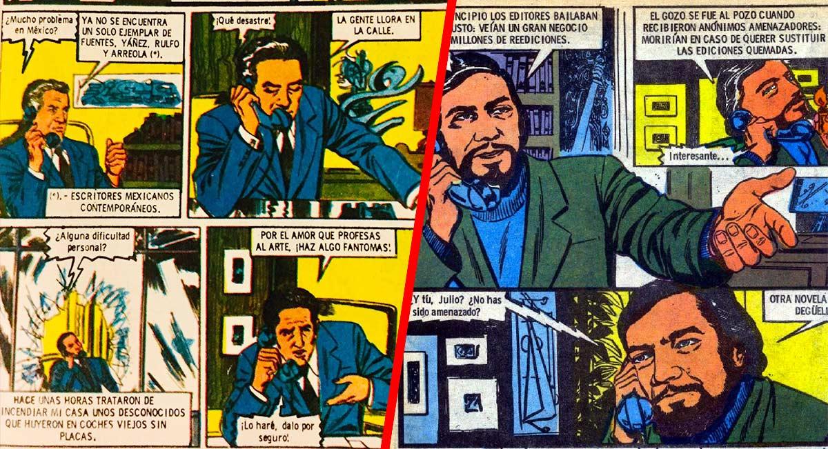 el-dia-que-julio-cortazar-y-Octavio-paz-fueron-heroes-de-comic