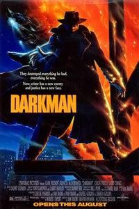 200px Darkman film poster