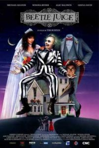 beetlejuice movie poster 1988 1010552844