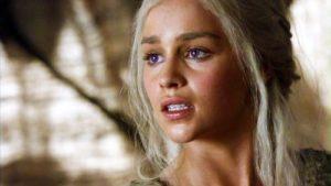 Daenerys Targaryen Game of Thrones Halloween Crazy Coloured Contact Lenses