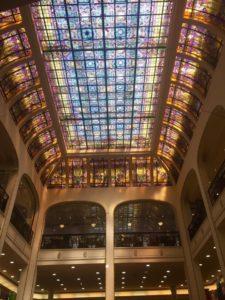 vitral palacio de hierro cdmx