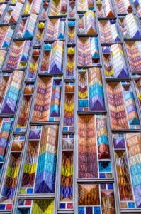 vitrales basilica de gpe cdmx