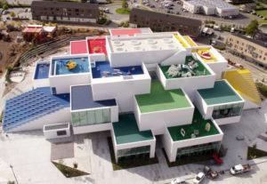 5 casa lego lego