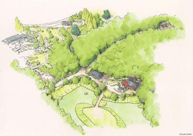 dondoko-forest-studio-ghibli-hayao-miyazaki