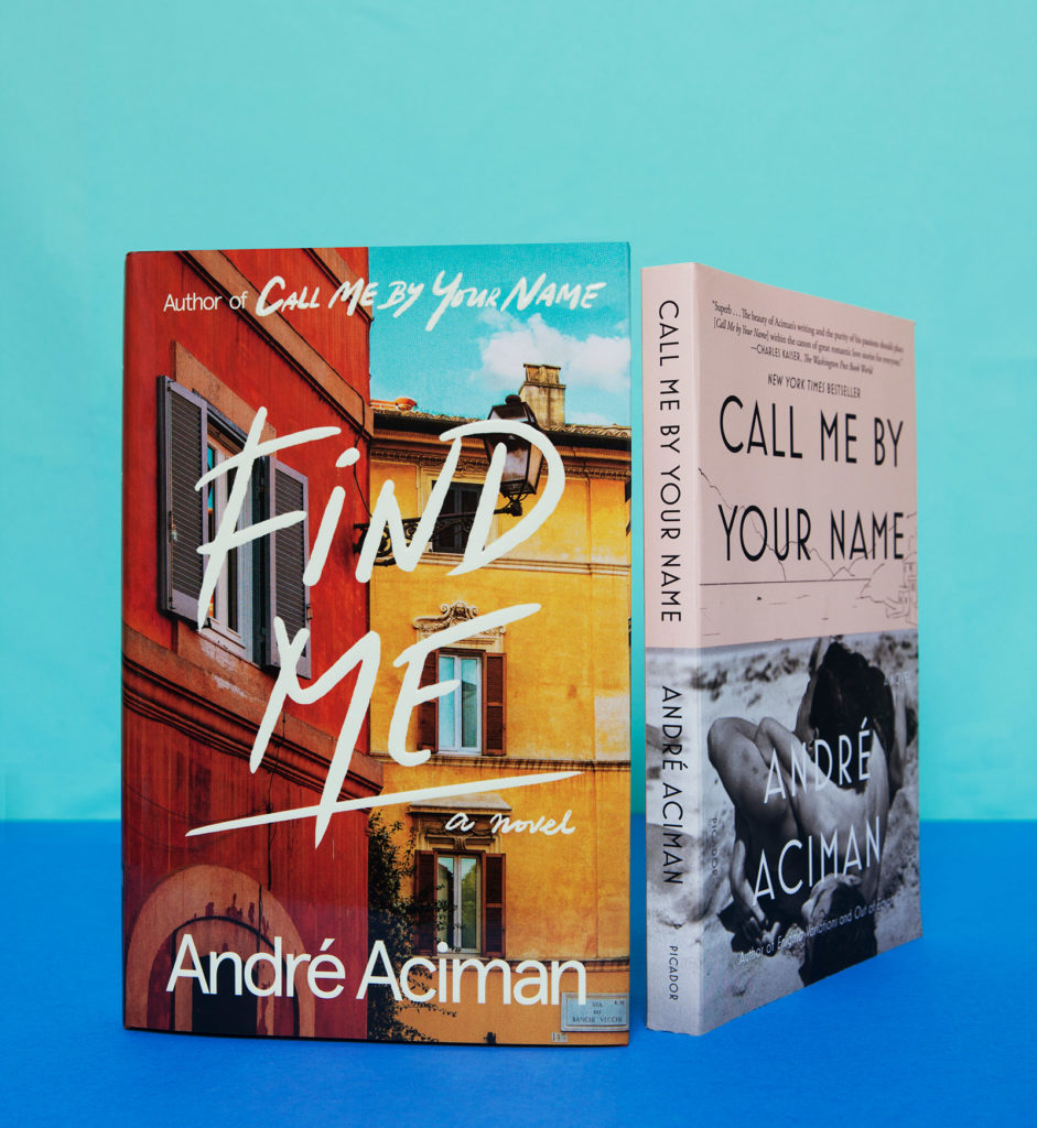 andre aciman call me by your name find me