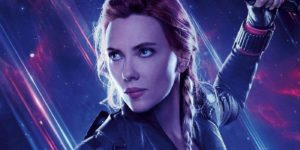 feminismo en el cine Black Widow Avengers Endgame crea cuervos