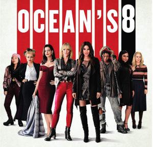 feminismo en el cine ocean 8 crea cuervos