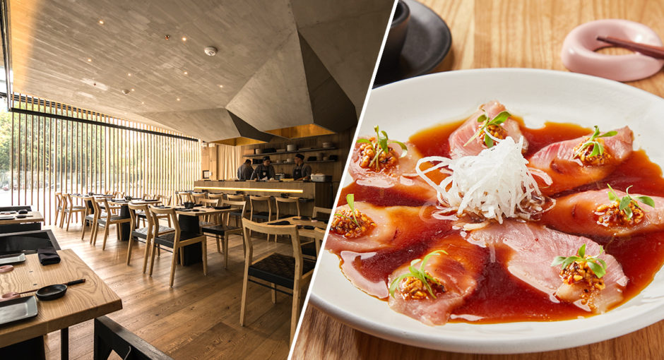 restaurante oku gastronomía crea cuervos comida ok