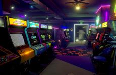 Arcade para niños crea cuervos papá gamer ok