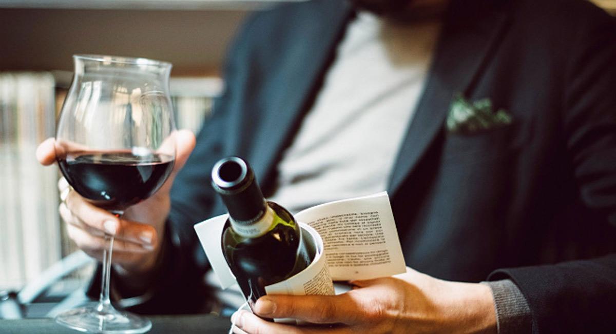 Librottiglia-vino y literatura
