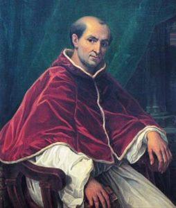 Papa-Clemens-V-viernes-13-santa-inquisición