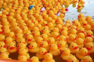 B.Duck en el Mumedi 08