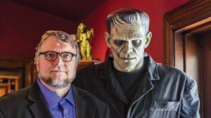 Guillermo del Toro en casa con mis monstruos