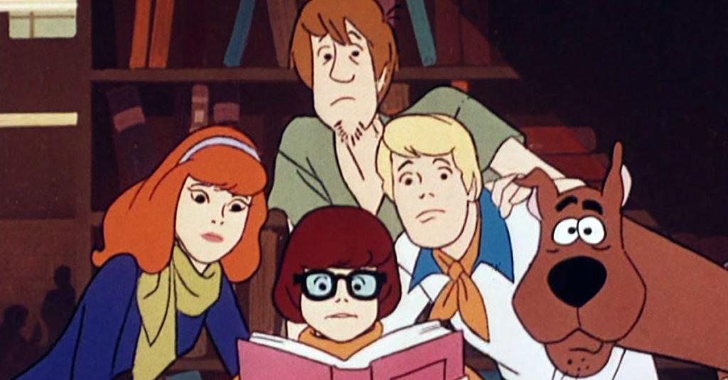 Inicios de Scooby Doo