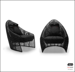 Kenneth Coboque star wars lucas films diseño muebles 02