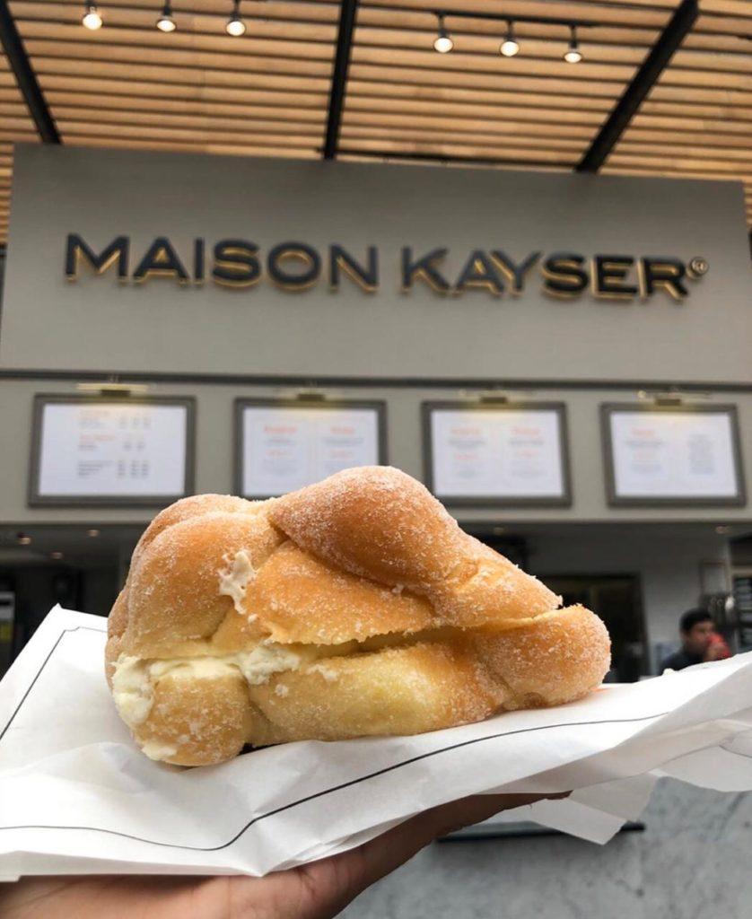 Pan de muerto Maison Kayser