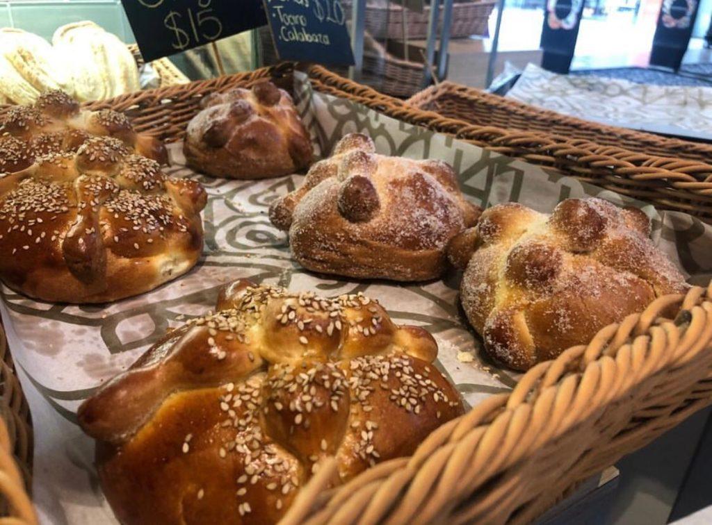 Pan de muerto liverpool
