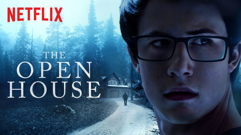 The openn house poster