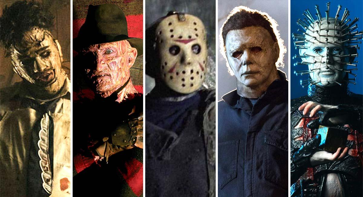Todas estas sagas se han convertido en películas culto que debes de ver si te gusta el terror. 😈😱