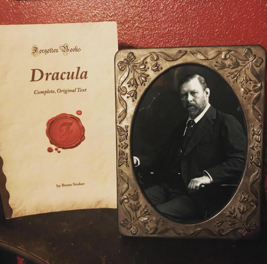 stoker y drácula