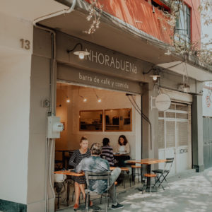 en hora buena cafe condesa enhorabuena