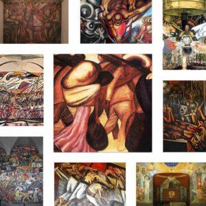 colage muralismo