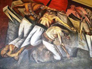 jose-clemente-orozco-la-trinchera-muralismo