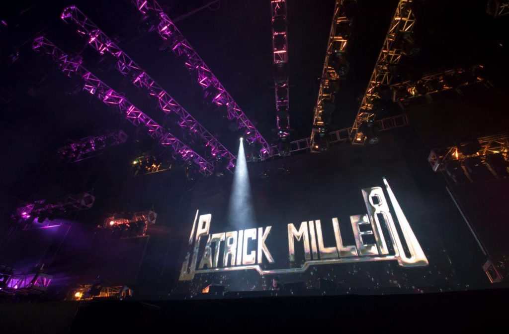 el patrick miller roma