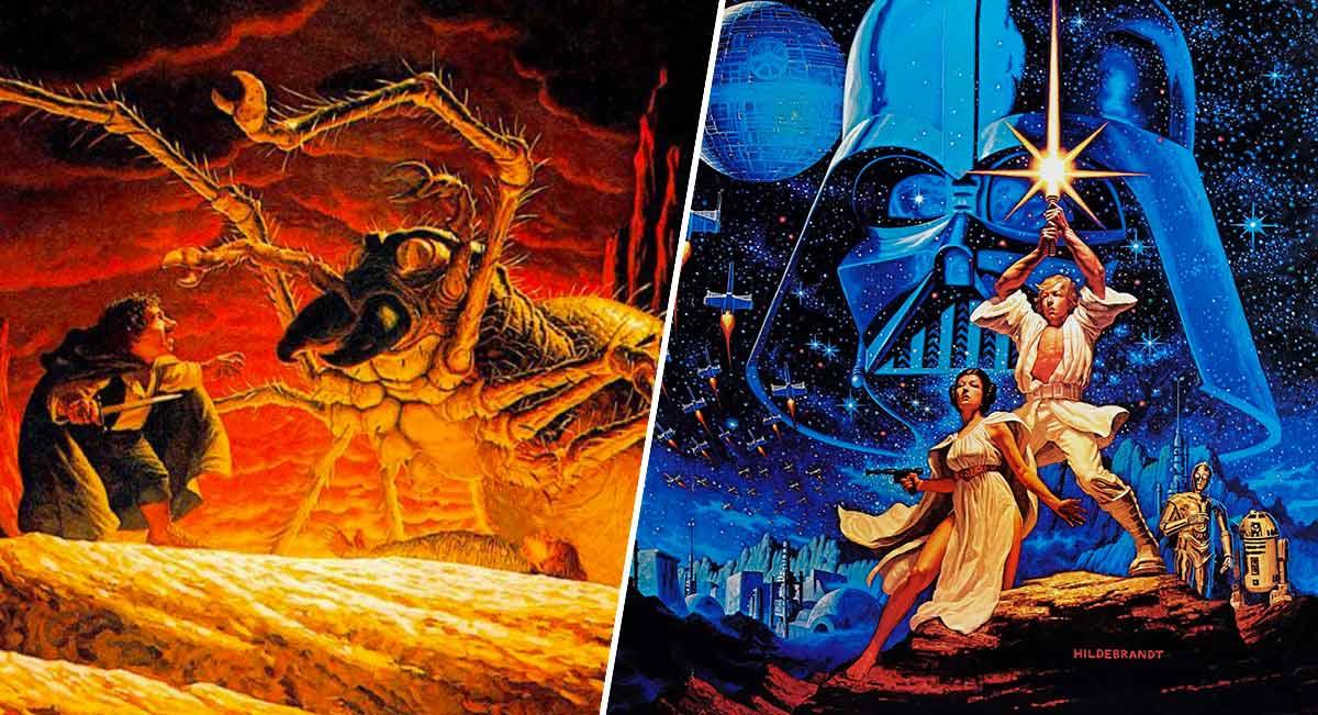 greg-y-tim-hildebrandt-los-ilustradores-detras-de-star-wars-y-el-senor-de-los-anillos