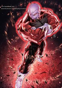 jiren luis figueiredo art dragon ball