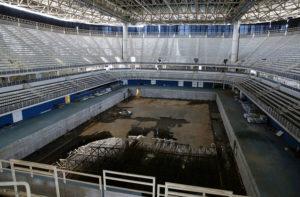 juegos olimpicos rio de janeiro 2016 elefantes blancos estadios abandonados