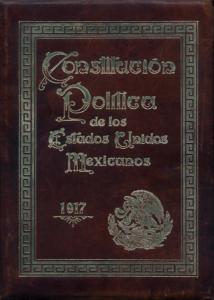 Portada-Original-de-la-Constitucion-Mexicana-de-1917
