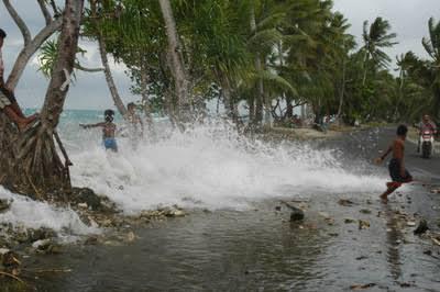 inundación tuvalu
