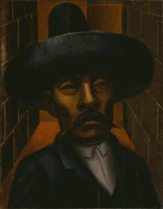David-alfaro-siqueiros-Zapata-1931-Lee Stalsworth