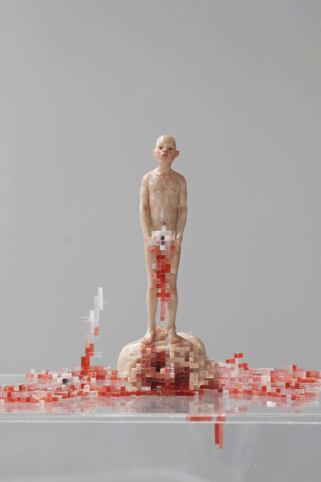 las-grotescas-y-surrealistas-esculturas-de-dangwook-lee