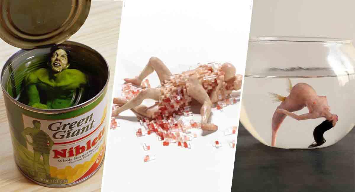 las-grotescas-y-surrealistas-esculturas-de-dangwook-lee-ok