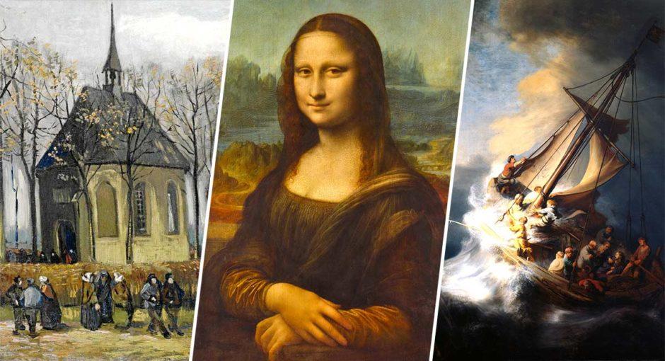 pinturas que pasaron del robo a la fama ok
