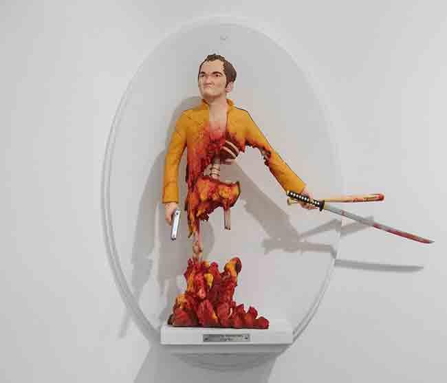quientin-tarantino-figuras-surrealistas-de-directores-famosos-de-mike-leavitt