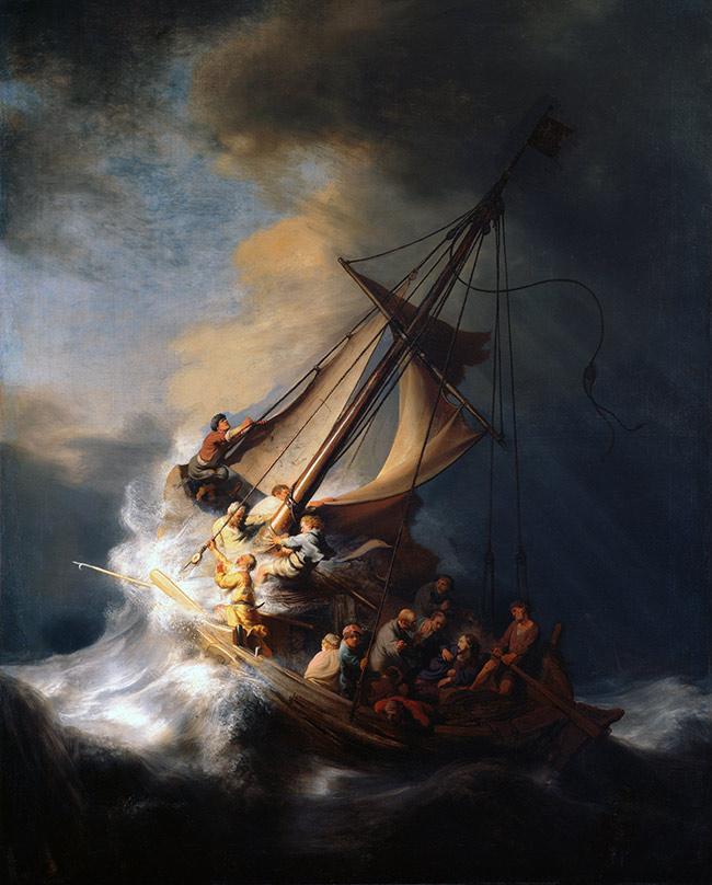 rembrandt-la-tormenta-en-el-mar-de-galilea