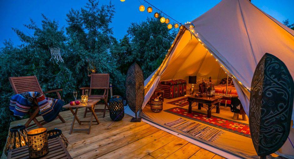 3 opciones de glamping glamour y lujo a la hora de acampar ok