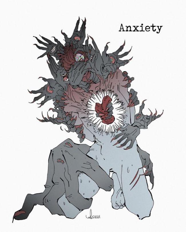 9-trastornos-mentales-convertidas-en-monstruos-espeluznantes