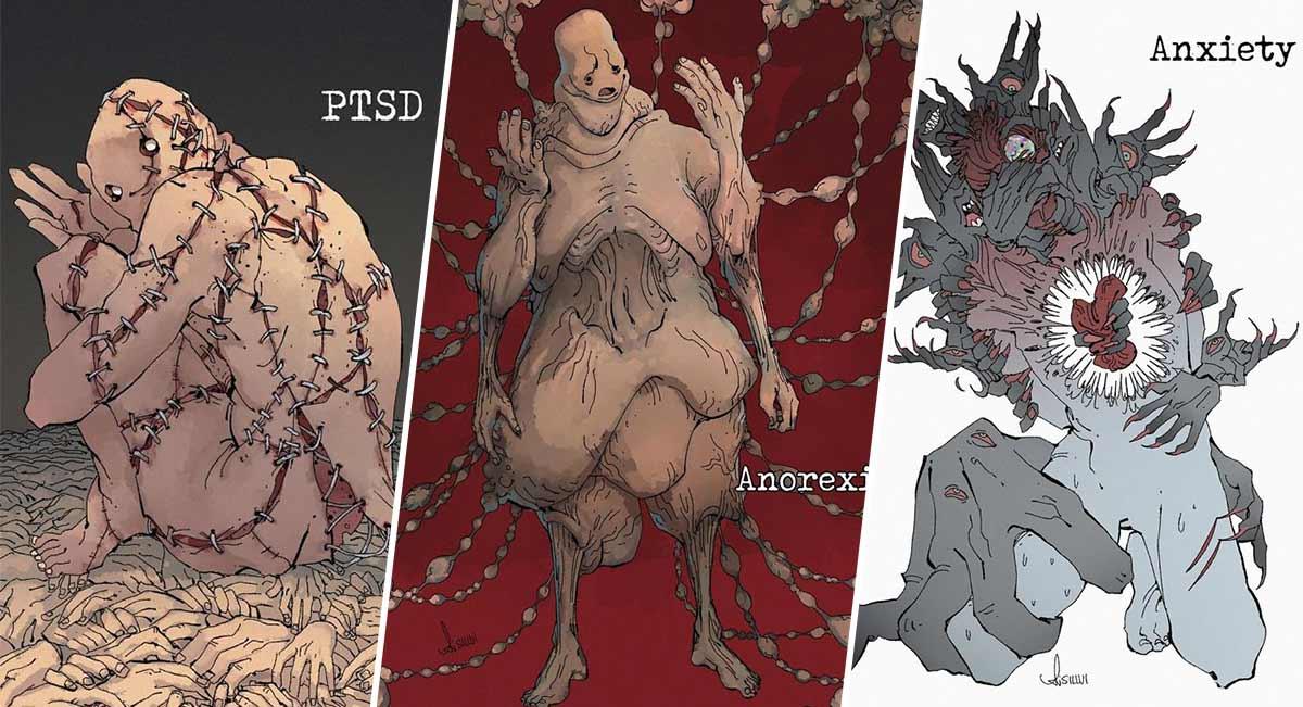 9-trastornos-mentales-convertidas-en-monstruos-espeluznantes-ok