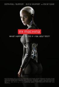 EX MACHINA A24 FILMS