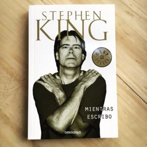 mientras escribo stephen king D NQ NP 944734 MLU40410196931 012020 F